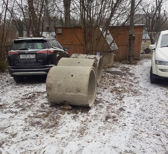 Углубление колодца в Московской области
